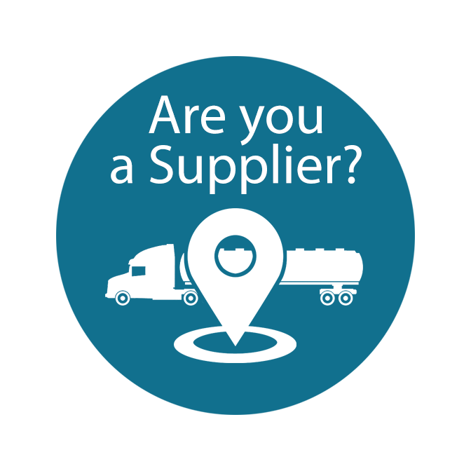 Are you a Supplier