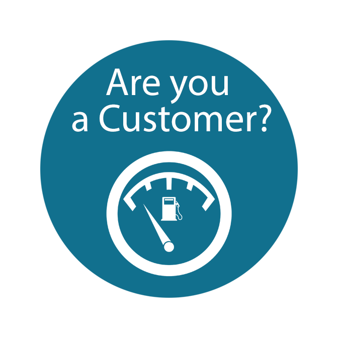 Are you a Customer