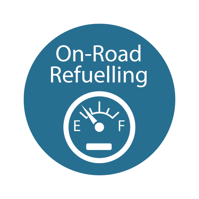 Soft Launch | On-Road Refuelling